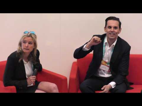 Ricarda Bouncken & Christian Angermayer:  Innovation, Entrepreneurship & Networks I DLD Campus