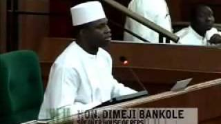 Show of Shame at The National Assembly Abuja---BANKOLE SAGA