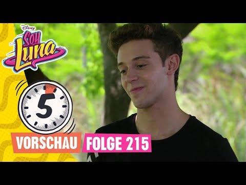 5 Minuten Vorschau - SOY LUNA Folge 215  Disney Channel