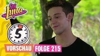 5 Minuten Vorschau - SOY LUNA Folge 215 || Disney Channel