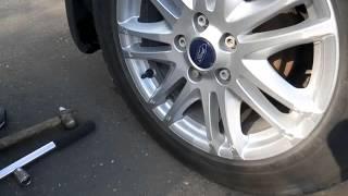 Снятие секретки на Форд Фокус 2
