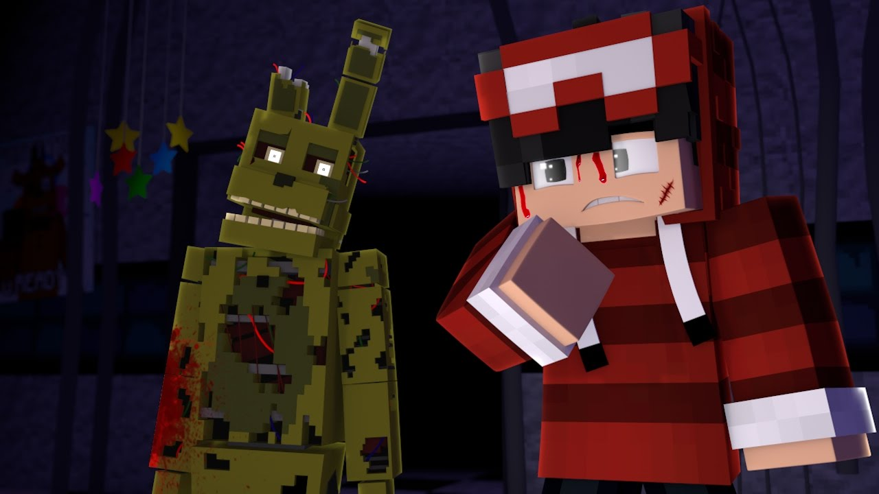 Minecraft FIVE NIGHTS AT FREDDYS SISTER LOCATION 10