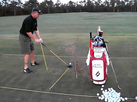 how to fix a push hook in golf
