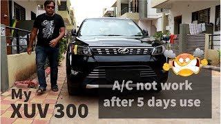 My New car XUV 300 | Vlog | Long drive | A/C problem