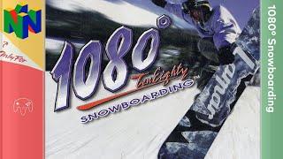 1080° Snowboarding - N64