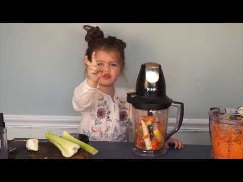 The Best Kitchen Tool For Cooking With Kids : Ninja Master Prep