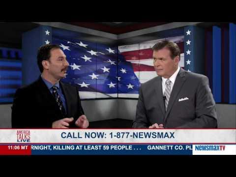 America Talks Live   Nick Tate discusses Obamacare premium hikes