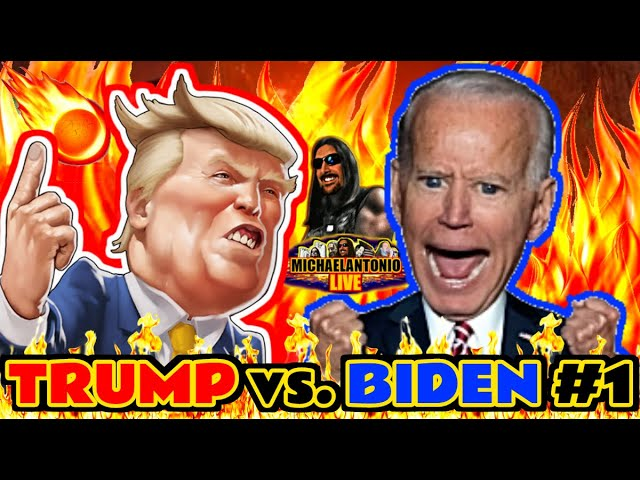 Trump vs Biden Debate #1: The Joke That Keeps On Giving
