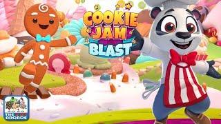Cookie Jam Blast - Satisfy your Sweet Tooth & Cravings (iOS/iPad Gameplay) screenshot 4
