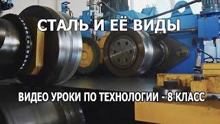 видео Углеродистые инструментальные стали
