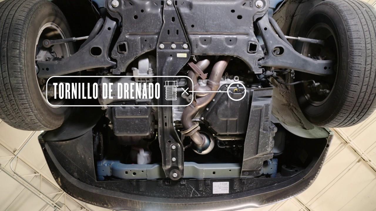 Cómo cambiar el aceite en un Dodge Grand Caravan  YouTube