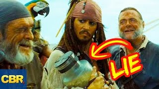 10 Lies You Were Told About Pirates of the Caribbean