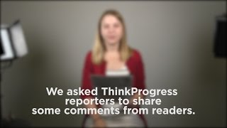 You've Got Hate Mail: ThinkProgress Reporters Read Letters From Fans