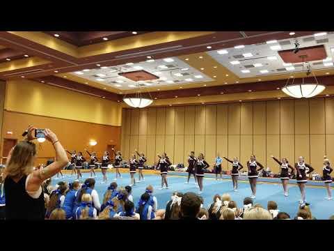 Varsity 2018 UCA Band Dance