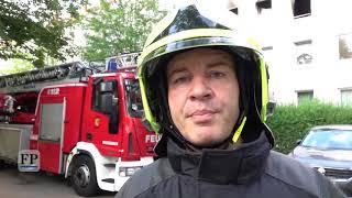 Wohnungsbrand Zschopauer Straße Chemnitz