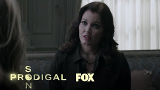 Jessica Apologizes To Eve For Being Out Of Sorts  Season 1 Ep 8  PRODIGAL SON