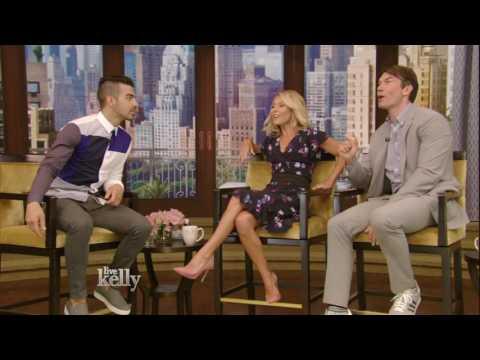 Joe Jonas Talks About