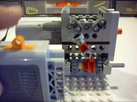 Module pour s lecteur de boite vitesse l go youtube - Boite de rangement pour lego ...