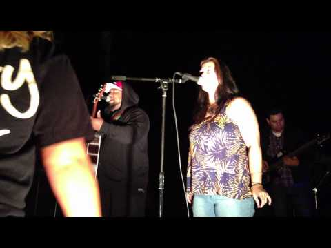 "Dirty Rice - ""Stir It Up"" (Bob Marley) - Pierpont Inn Summer BBQs - 10/4/2012"