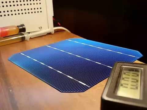 Как сделать солнечные батареи своими руками Статьи об