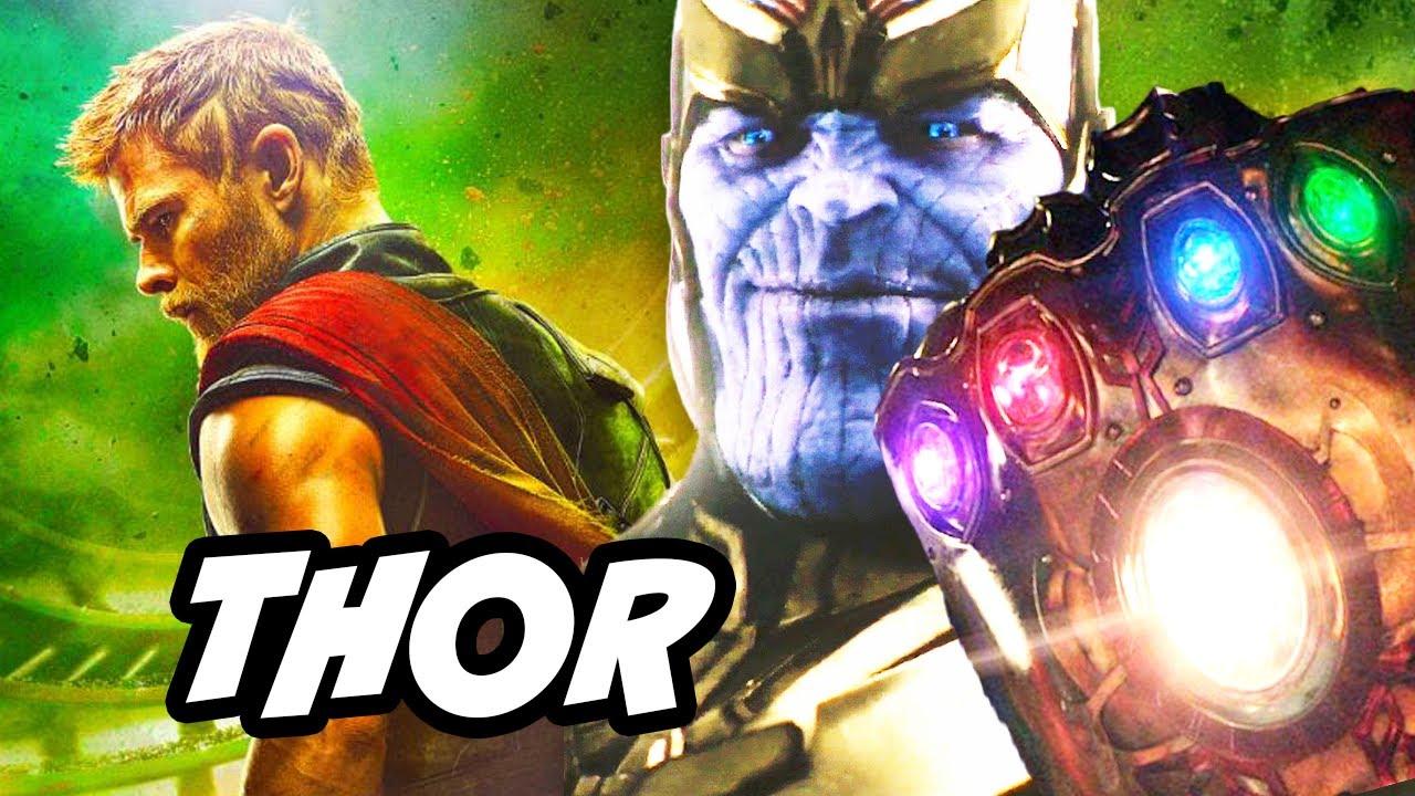 The 'Revengers' assemble in new Thor: Ragnarok promo