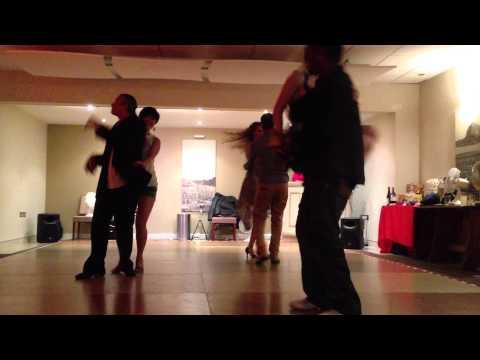 Teachers social dancing! - Jersey Sizzling Salsa Weekender - 2.7.13