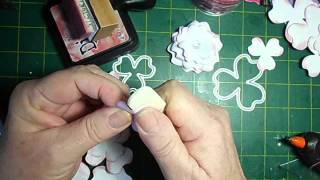 Flower Making Quickutz Cookie Cutter Dies Part 1