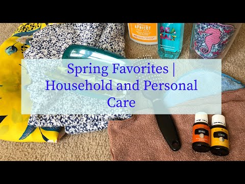 🌸Spring Favorites | Household and Personal Care
