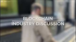 SVK Crypto - Blockchain panel discussion teaser