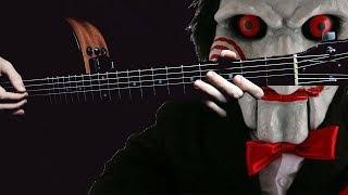 10 Horror саундтреков на гитаре за 150 секунд