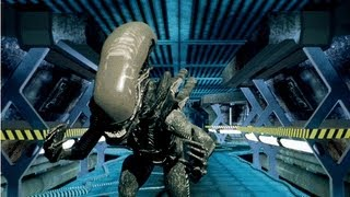 Alien Trilogy Gameplay Part 01 Full HD