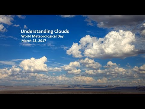 EUMeTrain Special Weather Briefing on Understanding Clouds - March 2017