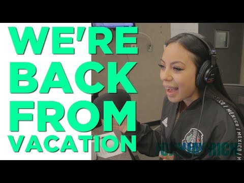 In-Studio Videos - We're Back From Vacation...What the Heck Happened?