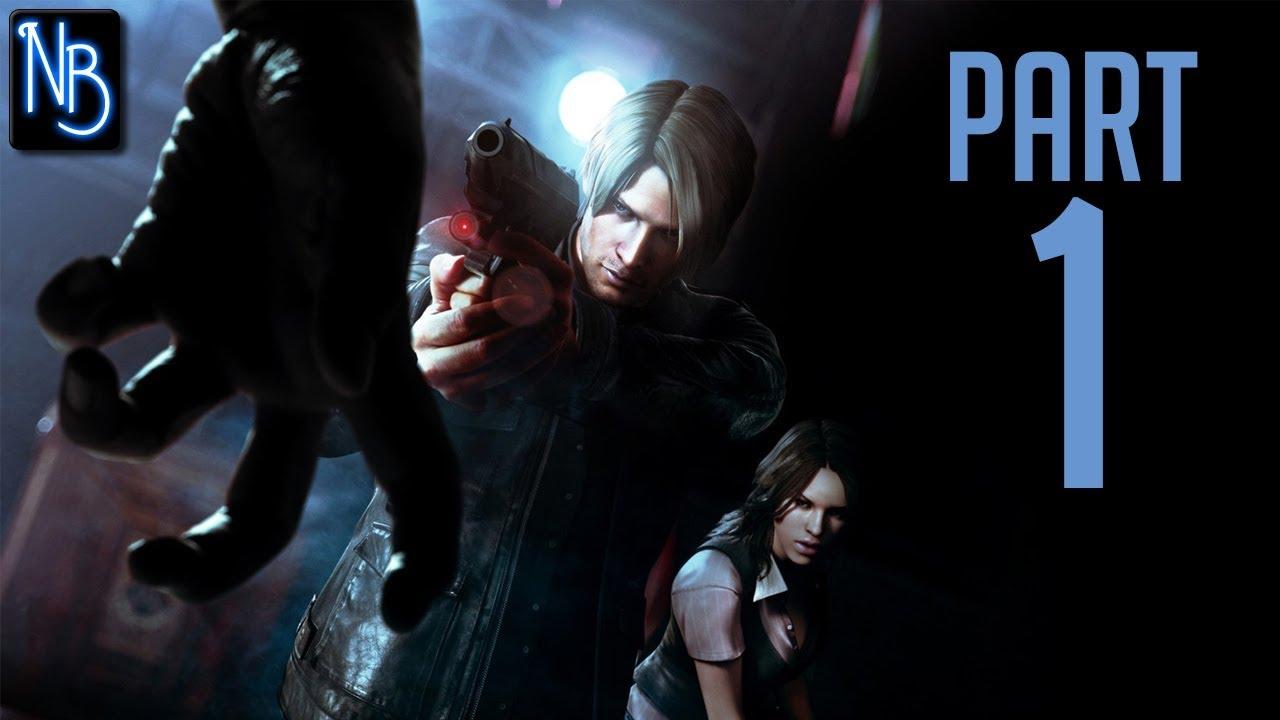 Resident Evil 6 - Co-Op Walkthrough w/ TmarTn - Leon Part