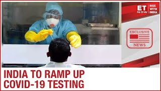 Ramping Up COVID Testing: India's New High Throughput Labs
