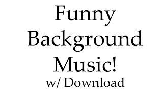 Funny Background Music For YouTube Videos | Romantic Comedy Music