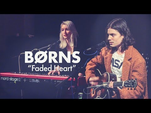 """BØRNS """"Faded Heart"""" LIVE in the Dell Music Lounge [Performance]   93.3 KGSR"""