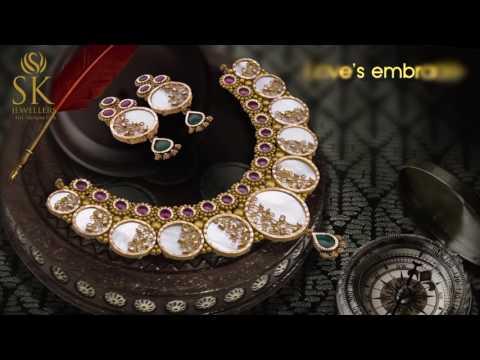 S K Jewellers Invitation- iijs-2017 India International Jewellery Show ad film