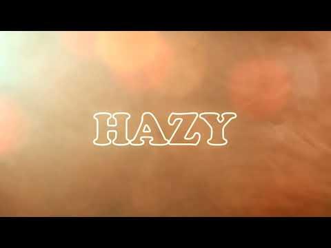 Hunter Moreau - Hazy (Official Lyric Video)