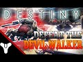 "Destiny Beta - ""DEVIL WALKER"" Boss GUIDE! The Devils Lair Strike (Destiny Gameplay)"