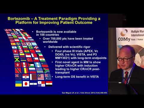 15 years of advances in myeloma therapy | Richardson