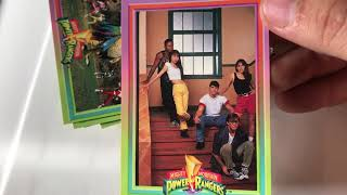 Download Mighty Morphin Power Rangers card collection