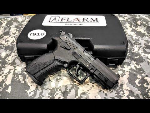 Пистолет GP Т910 от FLARM \\ #Ормаг_Прапорщик