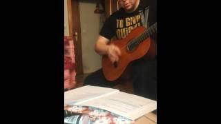 И снова Андрей поёт