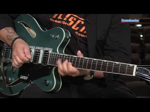 Gretsch G5622T-CB Electromatic Center-Block Demo - Sweetwater Sound