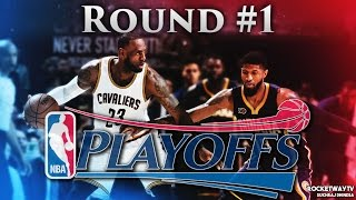 NBA Playoffs Round #1 - 2017 Mix ᴴᴰ