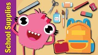 School Supplies Song | Fun Kids English