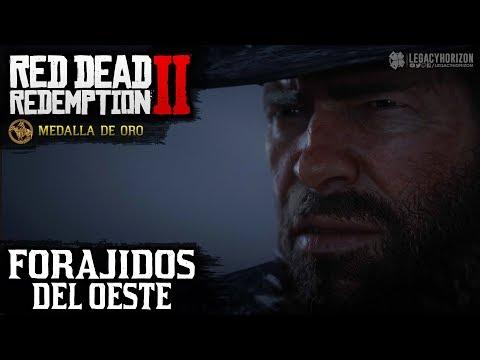 red-dead-redemption-2-pc---intro-y-misión-#1---forajidos-del-oeste-(medalla-de-oro)