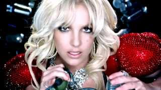 Britney Spears - Red Is The Color Of My Love - (HDaudio)