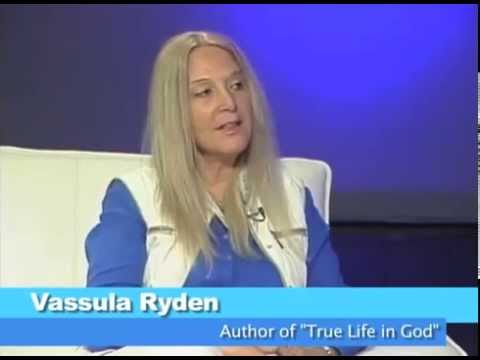 Vassula Ryden interview at New Greek TV NY May 2013